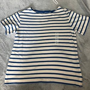 BNWT Old Navy striped top
